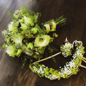 Junggesellinnenabschied Blumen